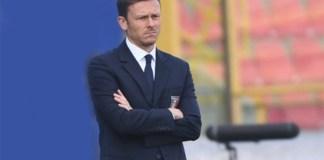 L'ex allenatore della Primavera del Brescia Roberto Baronio