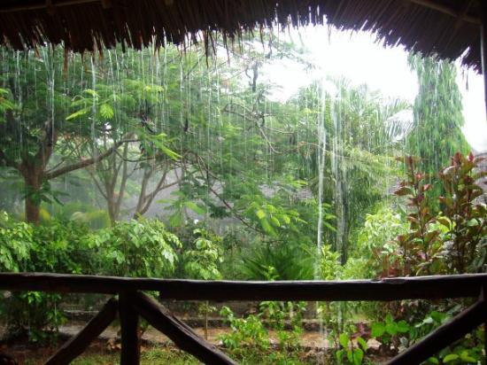 Un temporale tropicale