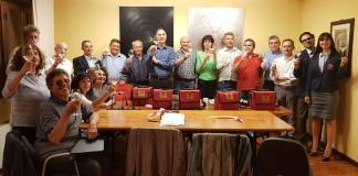 Corso di degustazione di vino per ciechi a Brescia