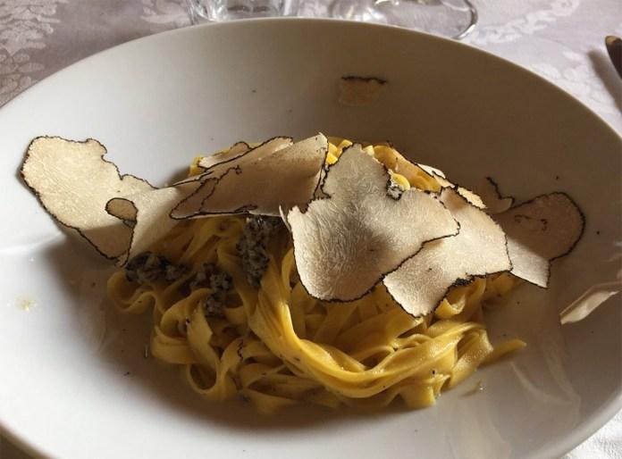 Un piatto dell'Agriturismo del Gusto di Toscolano Maderno, foto da Tripadvisor