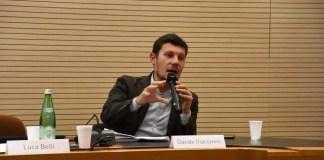 Il sindaco di Rezzato Davide Giacomini