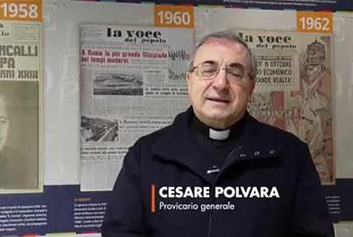 Il nuovo parroco di Rovato don Cesare Polvara