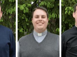 Lorenzo Bacchetta, Alex Recami e Luca Signori saranno ordinati sacerdoti a Brescia