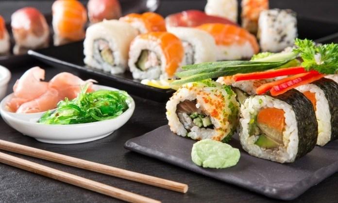Sushi a Brescia