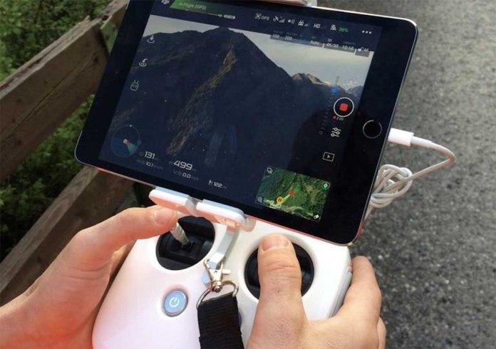 Il drone del soccorso alpino
