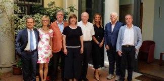 Il nuovo consiglio di amministrazione della Fondazione Asm