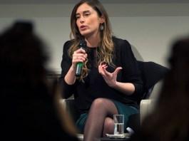 L'ex ministro Maria Elena Boschi, foto d'archivio