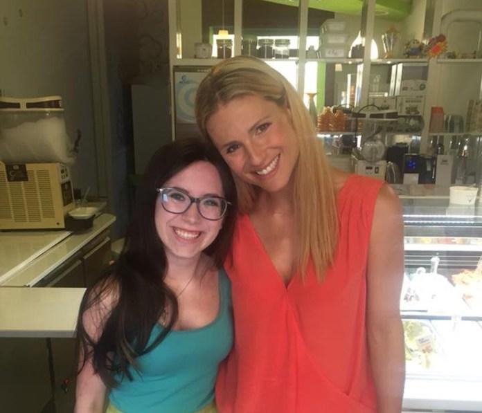 Serena e Michelle Hunziker - foto da Facebook