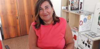 La presindete della Fondazione Provincia di Brescia Eventi Nicoletta Bontempi, foto Andrea Tortelli
