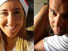 Manuela Bailo e Fabrizio Pasini