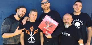 Il gruppo musicale dei Punkreas arriva a Brescia