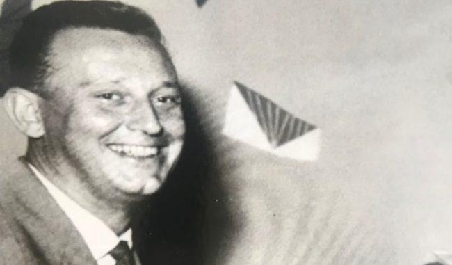 Vittorio Buffoli in una foto d'archivio
