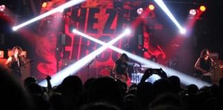 Gli Zen Circus arrivano in concerto a Brescia, foto genericca