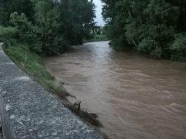 Un tratto del fiume Chiese