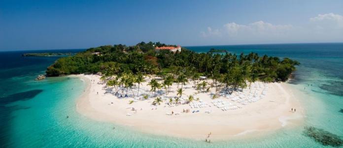 Una suggestiva immagine dellq Repubblica Dominicana