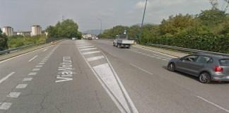 Via Volturno a Brescia