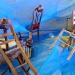 """""""Sartori, il viaggio dell'erranza"""", in mostra al Salone Vanvitelliano Palazzo Loggia Brescia, foto Enrica Recalcati per BsNews.it"""