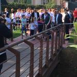 Inaugurato il ponte a Ghedi - foto da ufficio stampa