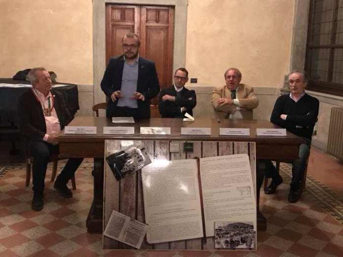 La conferenza di presentazione del Manzo all'olio di Rovato