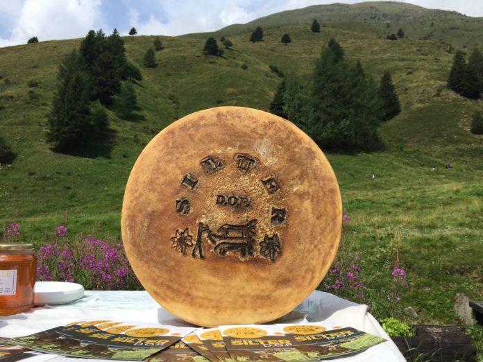 Il formaggio Silter della Valcamonica