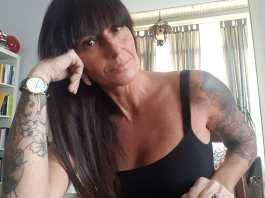 L'ex vincitrice del Grande Fratello Cristina Plevani