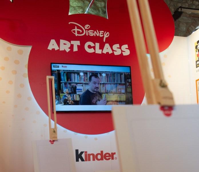 Art class Disney