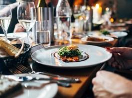 ristorante - cibo - tavola