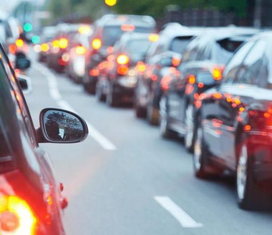 Traffico, foto generica