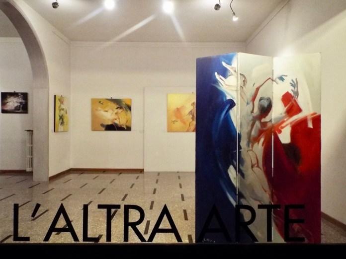 La galleria Altra Arte di Bagnolo Mella