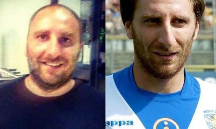 Jonathan Bachini oggi e ai tempi del Brescia Calcio