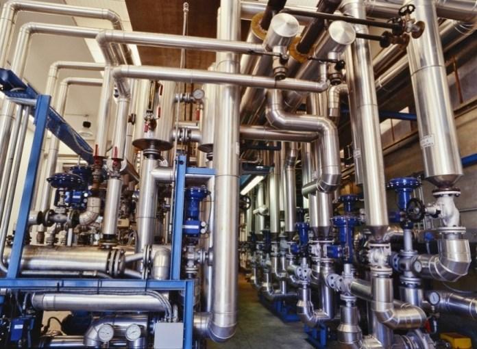 Caldaia ad olio diatermico, foto da ufficio stampa