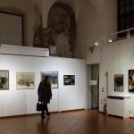 La mostra antologica di Claudio Avigo (1972-1999) - foto BsNews.it Enrica Recalcati