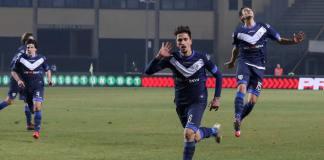 Ndoj - foto da pagina facebook Brescia Calcio