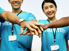 Volontariato, foto generica