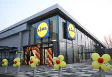 Inaugurazione punto vendita Lidl
