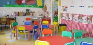 Scuola materna, foto generica