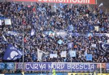 I tifosi delle rondinelle, foto da Brescia Calcio