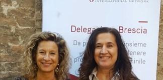 Laura Dalè e Silvia Casalini, Co-Presidenti di EWMD Brescia