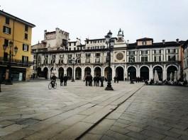 Piazza Loggia, foto Rossella Papale per BsNews.it