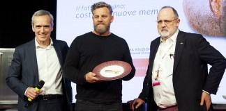 La consegna del Premio Birra in cucina a Matteo Felter
