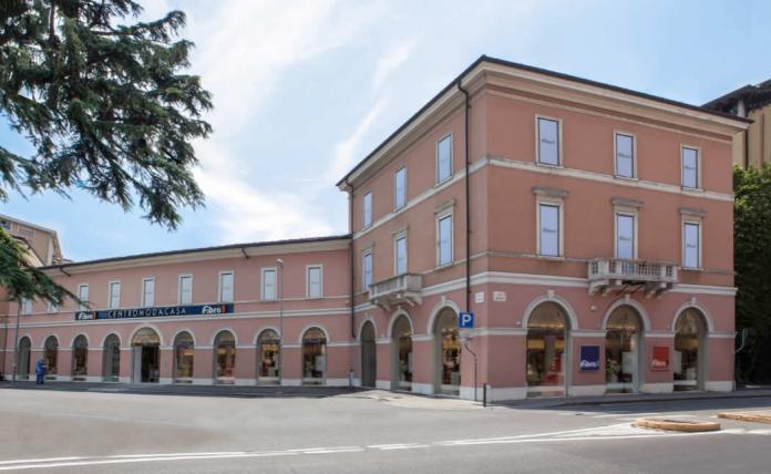 Fibra1, Brescia: una foto dell'esterno
