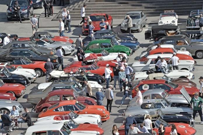 500 Miglia Touring - foto da ufficio stampa