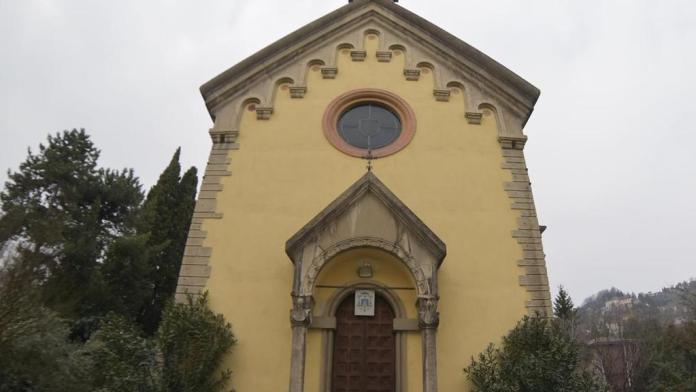 La chiesa ex Riuniti di Bergamo