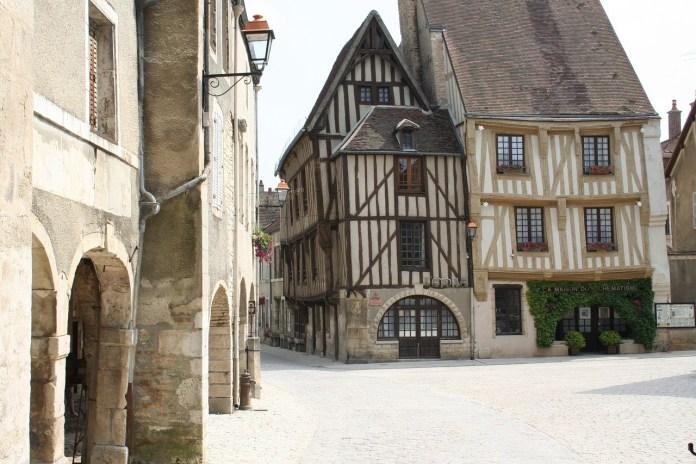 La città francese di Troyes