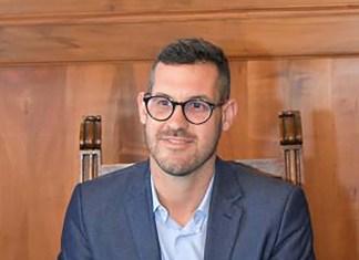 Fabrizio Benzoni, foto da Facebook