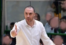 Vincenzo Esposito, nuovo allenatore del basket Brescia