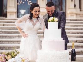 La wedding cake de Le torte di Giada