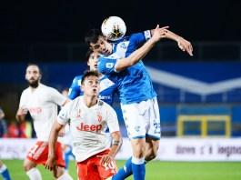 Brescia Juve, foto da Brescia Calcio