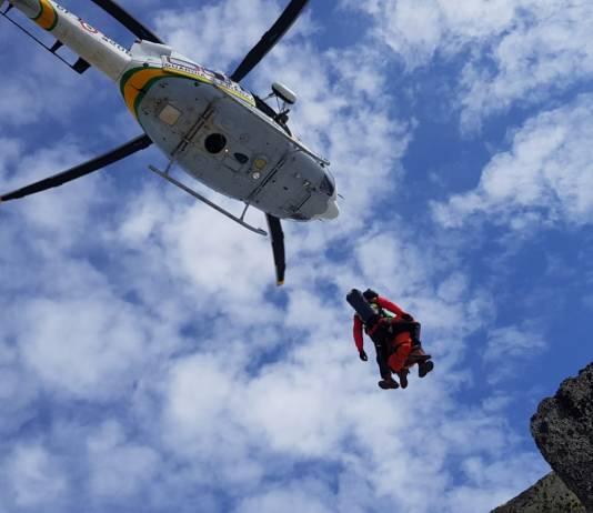 soccorso alpino e GdF
