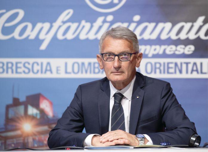 Eugenio Massetti, Confartigianato (foto da ufficio stampa)